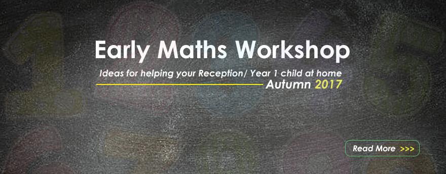 EYFS Maths Workshop