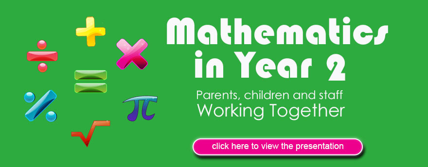 Maths for Yr2