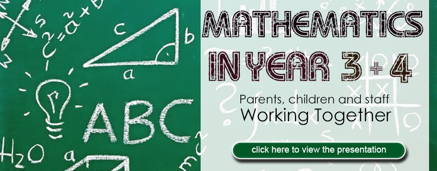 Maths for Yr3and4