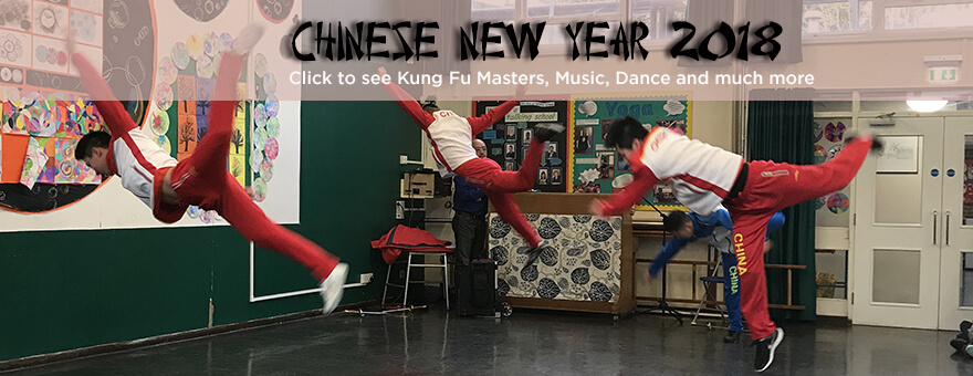 chinese newyear 2018