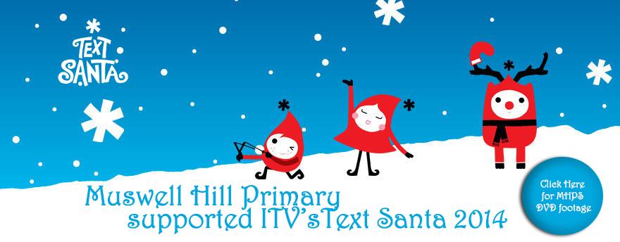 Text Santa