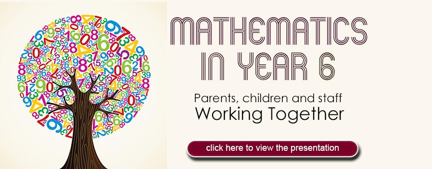 Maths for Yr6
