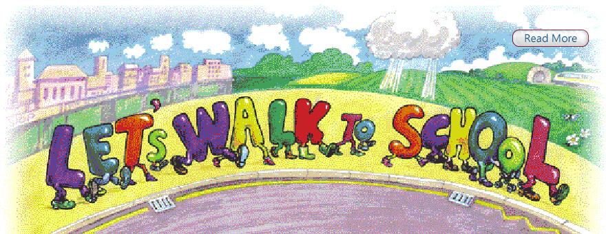 walk to school