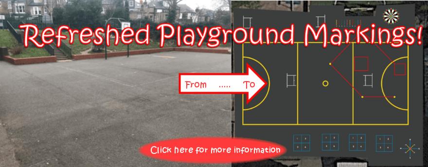 Playground markings 3