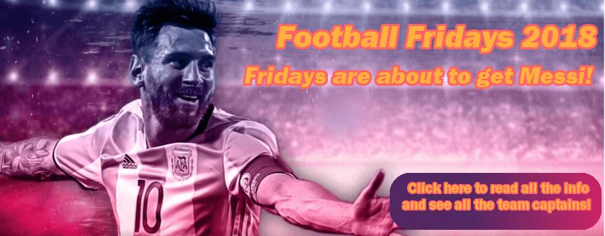 Football Fridays 2018 new draft