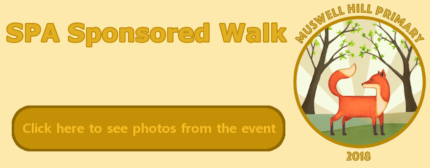 SPA Sponsorced Walk 2018 second