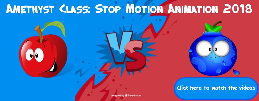 Amethyst Stop motion draft 2